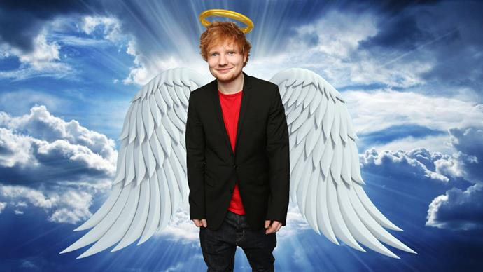 Ed Sheeran reported dead by Icelandic newspaper