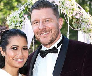 MKR judge Manu Feildel has married Clarissa Weerasena