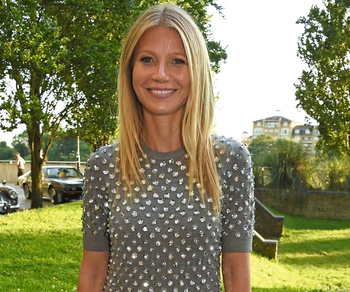 Gwyneth Paltrow has a surprisingly simple wellness secret