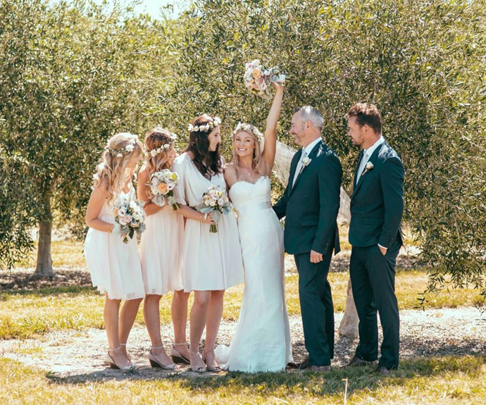 Wedding of the week: Sarah and Keiran Frost