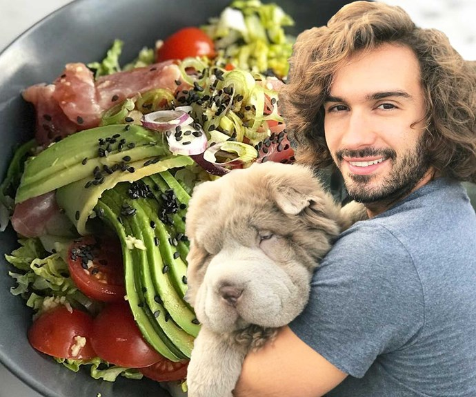 Joe Wicks' best 15 minute recipes