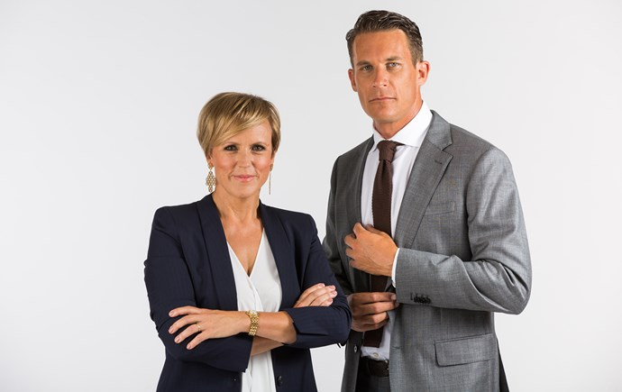 Jeremy Wells announced as new Seven Sharp host alongside Hilary Barry