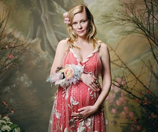 Kirsten Dunst confirms her pregnancy with stunning Rodarte photo series