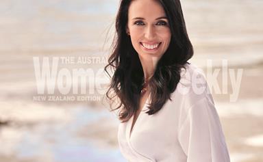 Jacinda Ardern on her groundbreaking first few months as PM