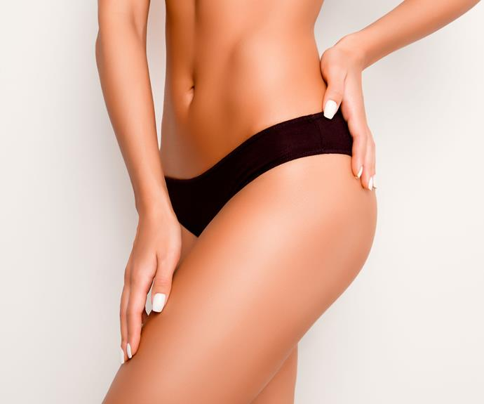 A pubic hair beauty regime is officially a thing