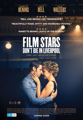 Win tickets to the screening of Film Stars Don't Die in Liverpool!
