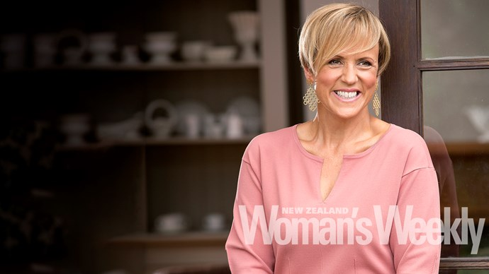 Hilary Barry's plan for Seven Sharp