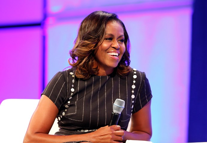 We love Michelle Obama's revelation about daughter Sasha's new room