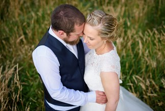 Wedding of the week: Zane and Laura Pile