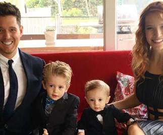 Michael Bublé is expecting his third child
