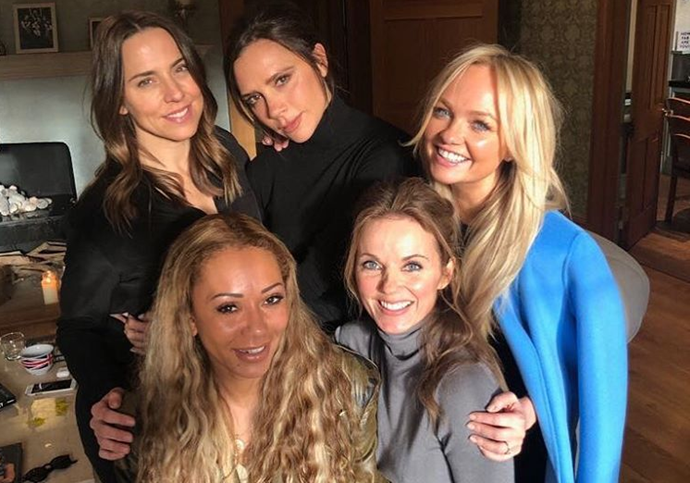 Stop right now! All you need to know about the Spice Girls reunion