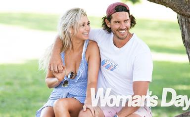 The Bachelor in love? Zac Franich steps out with Erin Simpson