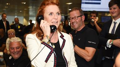Dust off your tiara Sarah Ferguson! You shall go to Meghan and Prince Harry's wedding after all!