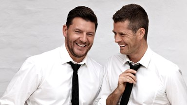 My Kitchen Rules judges Manu Feildel and Pete Evans answer our burning questions