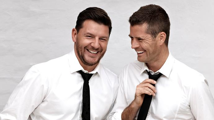 Pete Evans Manu Feildel My Kitchen Rules