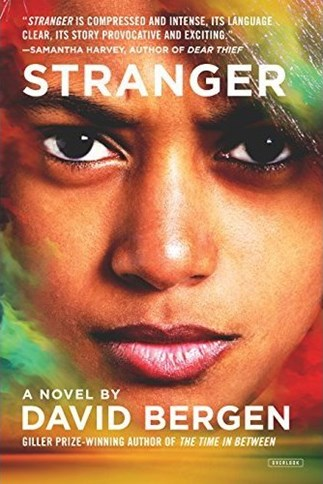 Win the NEXT book of the month March: Stranger by David Bergen