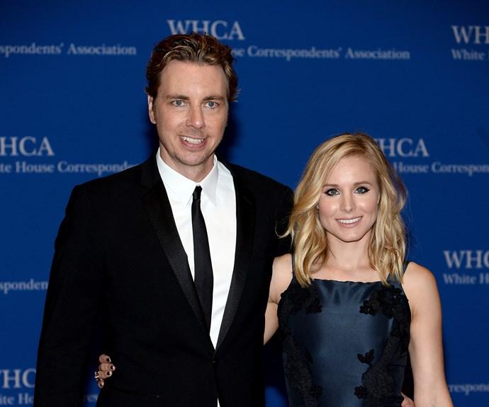 Kristen Bell breastfed her husband to ease her mastitis