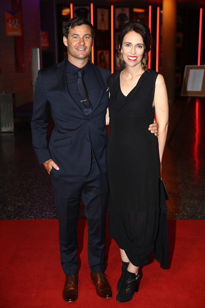 "[Parents-to-be](https://www.nowtolove.co.nz/parenting/pregnancy-birth/jacinda-ardern-pregnancy-what-you-need-to-know-36166|target=""_blank"") PM Jacinda Ardern and Clarke Gayford looking fantastic together."