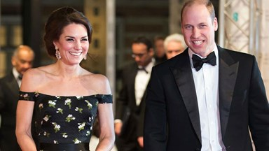 Prince William and Duchess Kate will attend the BAFTAs