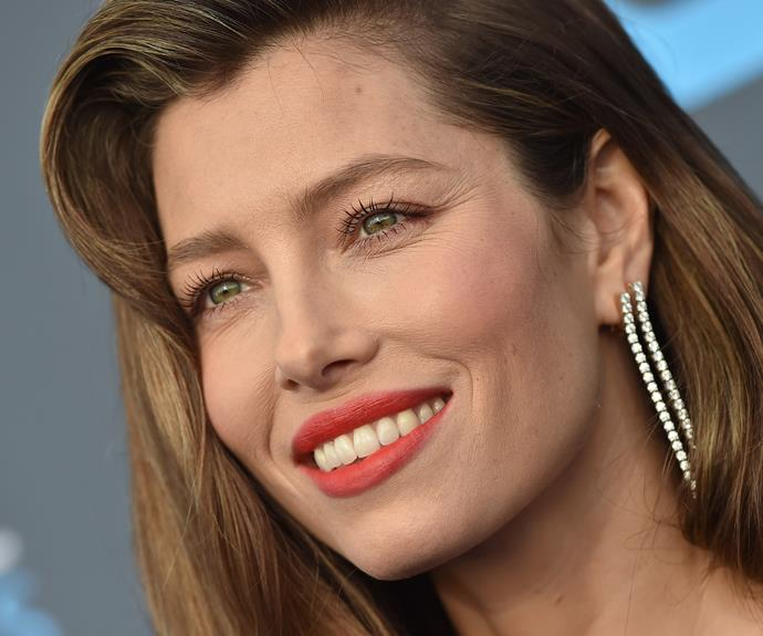 Jessica Biel reveals she's already teaching her two-year-old son sex ed