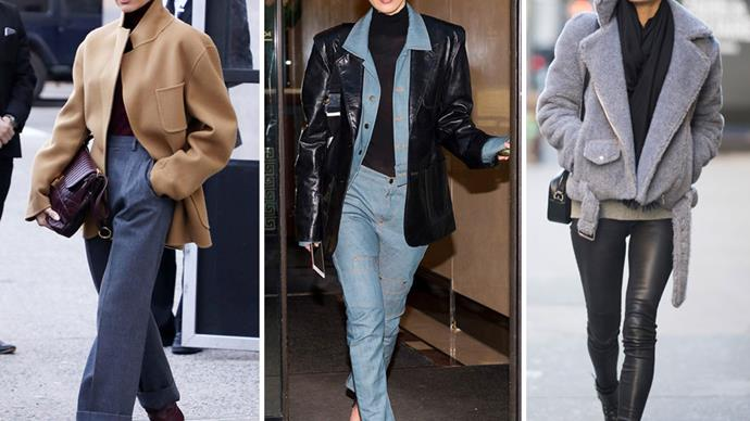 2018 New York Fashion Week: All the celebrity looks