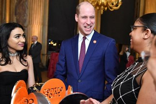 Prince William addresses reports he and Kate will welcome twins
