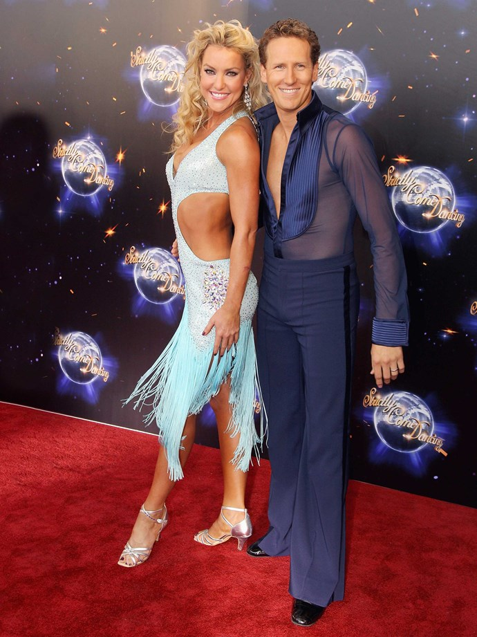 The Kiwi, pictured with dance partner Natalie Lowe, has been on the show since its inception.