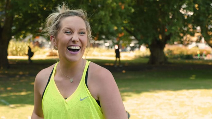 Former Bachelorette Kate Cameron on prioritising her mental and physical health