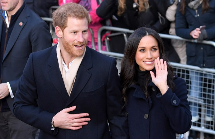 Prince Harry and Meghan Markle's first official public engagement together in Nottingham was a success, largely thanks to Madden's planning.