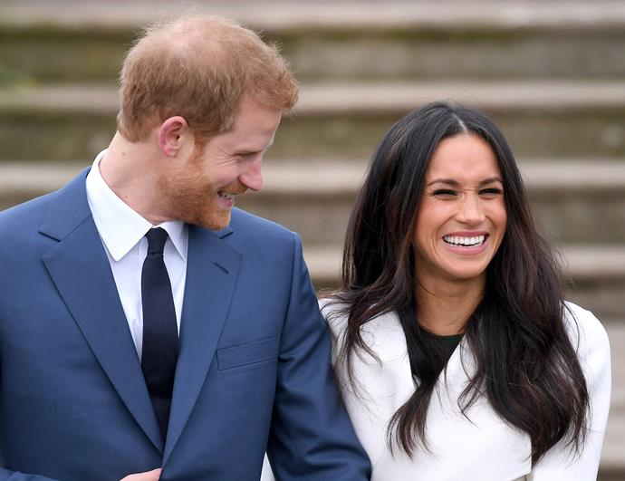Meghan and Harry can relax knowing Clara has everything in hand.