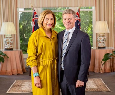 Bill English steps down as National Party Leader