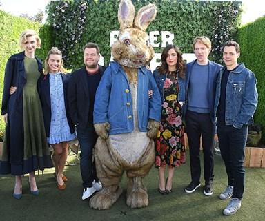 Peter Rabbit filmmakers apologise over allergy 'bullying' scene