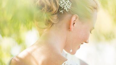How to create 3 celebrity-inspired wedding hairstyles