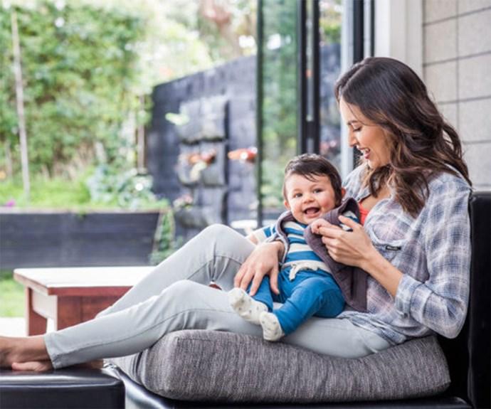 Nadia Lim's top parenting tips