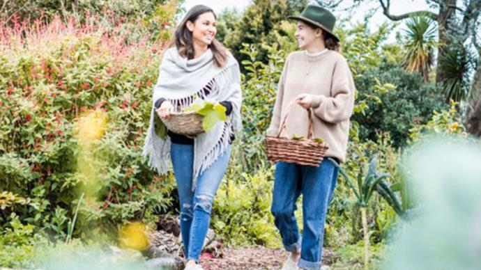 A guide to foraging with Nadia Lim