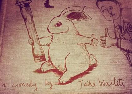 The script for JoJo Rabbit.