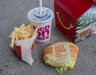 McDonald's to remove cheeseburgers from Happy Meal menu