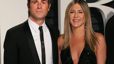 Jennifer Aniston and Justin Theroux: their relationship before it hit the rocks
