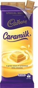 Choc Up On Cadbury Caramilk