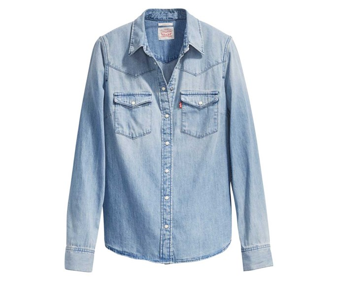 Shirt, $100, by Levi's.