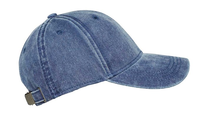 Cap, $35, by Seed Heritage.