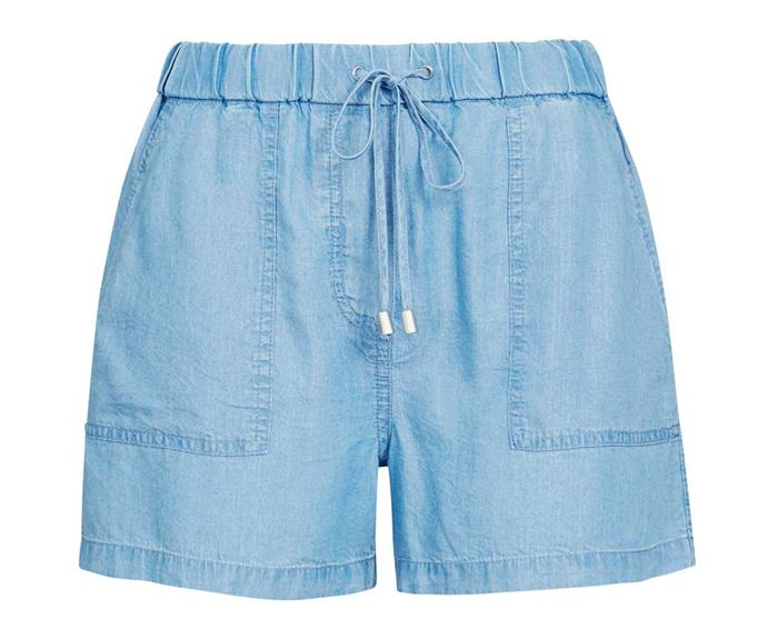 Shorts, $70, by French Connection.