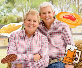 Topp spots: Jools and Lynda Topp share their favourite NZ haunts