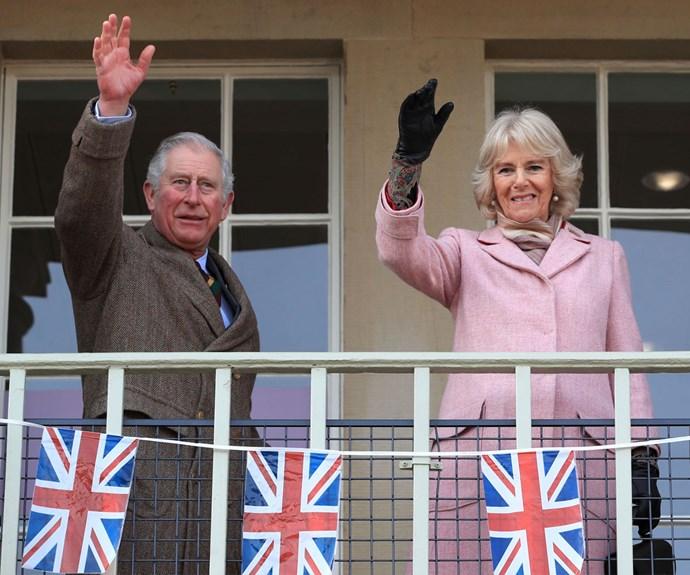 Prince Charles may miss the birth of the 3rd royal baby