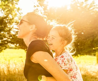 Three ways to 'let go' and get into the moment with your kids