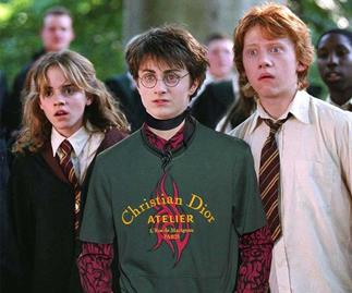 Gryffindior: The Instagram account that puts Harry Potter characters in couture