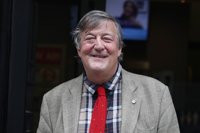 Stephen Fry reveals he has prostate cancer