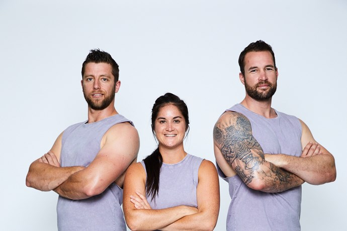 Kiwi teams revealed for TVNZ's Australian Spartan