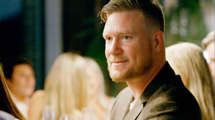 Married at First Sight participant Dean Wells