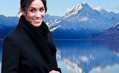 Meghan Markle's love letter to New Zealand